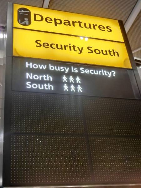 Security Sign T5